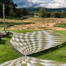 İskoçya'da Yapılan Evren Hakkındaki Teorilerin Görselleştirdiği Bahçeler