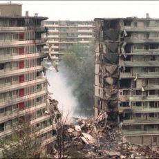 1992'de Amsterdam'da Bir Apartmandaki 39 Kişiyi Canından Eden Uçak Kazası