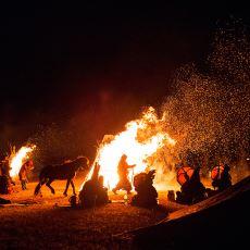 Eski Türklerde Kutsal Kabul Edilen Ateş ve Ocak Kavramlarının Önemi