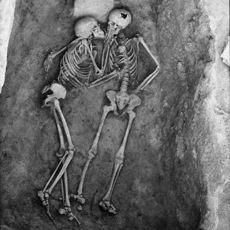2800 Yıl Önce İran'da Birlikte Ölüme Giden Çift: Hasanlu Aşıkları
