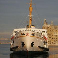 İstanbul Boğazı'nın En Eski, En Büyük ve En Hızlı Vapuru: Paşabahçe