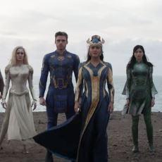 Hakkında Az Şey Bilinen Yeni Marvel Filmi Eternals'ın Fragman İncelemesi