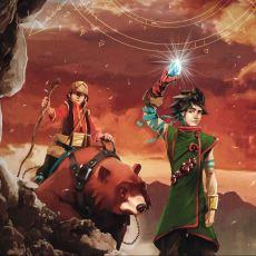 Türk Yapımı Şamanik Bilim Kurgu Animasyon Serisi: Boerue