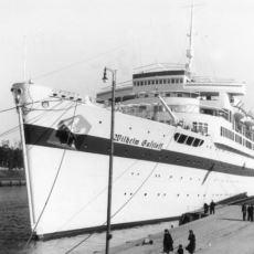Yaklaşık 9500 Cana Mâl Olan Tarihin En Büyük Deniz Faciası: Wilhelm Gustloff