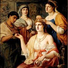 Antik Roma Dünyasında Kadınların Güzellik Algısı ve Makyaj Yöntemleri
