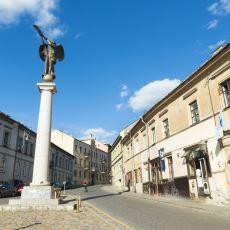 Litvanya'nın İçinde Bağımsızlığını İlan Eden Uzupis Cumhuriyeti'nin Mükemmel Anayasası