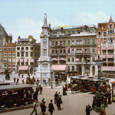 Amsterdam Şehrinin Kuruluş Hikayesi