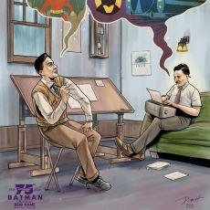 Batman'in İki Yaratıcısı: Bob Kane ve Hakkını Yediği Çok Konuşulan Bill Finger