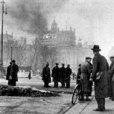 Nazilerin, İktidar İçin Her Şeyi Göze Alabileceğinin En Büyük Kanıtı: Reichstag Yangını