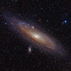 2.5 Milyon Işık Yılı Uzaklığındaki Andromeda Galaksisine Gitmenin Sadece 23 Yıl Sürüyor Olması