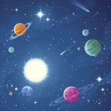 Güneş Sistemi İçindeki Gezegenlerin İkizliği Durumu