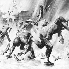Yağmura Olan Romantik Hislerinizi Sona Erdirecek Tarihi Gerçek: Hayvan Yağmuru