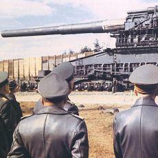 Bir Savaşta Kullanılan En Büyük Silah: Nazi Yapımı Schwerer Gustav