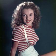 ABD'nin İnsansız Hava Aracı Arzusu Sebebiyle Tesadüfen Keşfedilen Kadın: Marilyn Monroe