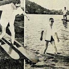 1961'de İstanbul Boğazı'nı Yürüyerek Geçen Adam: Atilla Hülagü