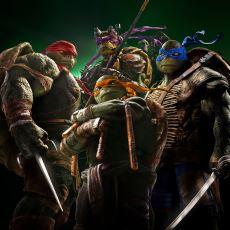Ninja Kaplumbağalar'ın Aslında Bayağı Bayağı Silahlı Çete Olması