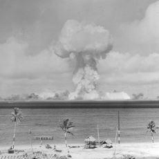 ABD'nin Nükleer Denemeleri Yüzünden Kimsenin Yaşayamadığı Yer: Bikini Adası
