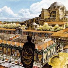 30 Bin Kişinin Ölümüyle Sonuçlanan Dünya Tarihinin İlk Holiganizm Vakası: Nika Ayaklanması