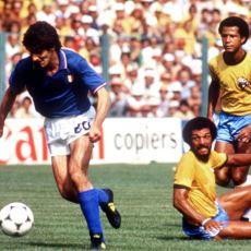 Dünya Kupası Tarihinin En Efsane Maçlarından Biri: 1982 İtalya - Brezilya Maçı