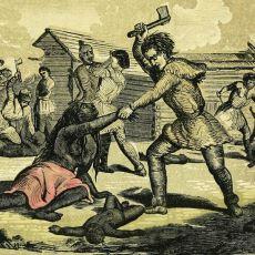 Amerika'da Sessiz Sedasız Yaşanan Kızılderili Soykırımının Bölge Bölge Açıklaması