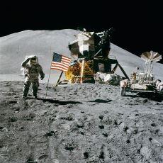 Yılların Bitmeyen Tartışmalarından Biri: Ay'a Hiç Gidilmediği İddiası