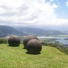 Nasıl Meydana Geldikleri Hala Çözülemeyen Kosta Rika'nın Dev Taş Küreleri