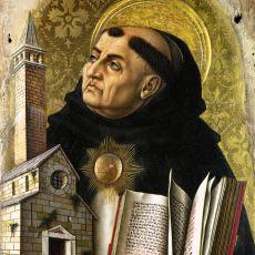 Skolastik Felsefenin En Büyük Düşünürü Sayılan Bağnaz Rahip: Aquinolu Thomas
