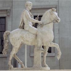 Dünyada Devlet Hizmetlerinde En Üst Rütbeye Yükselmiş At: Incitatus
