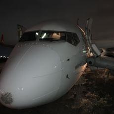 Odessa Havalimanı'na Uçak İndirmiş Bir Pilotun Yorumuyla Pistten Çıkan THY Uçağı