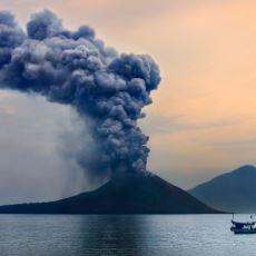 İnsanlık Tarihinde Duyulan En Yüksek Sesin Kaynağı Olan Yanardağ: Krakatoa
