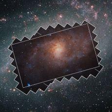 Üçgen Galaksisi'nin (Triangulum) Hubble Tarafından Çekilmiş En Net Fotoğrafı