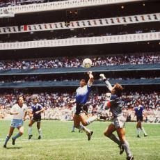 Maradona ''Tanrı'nın Eli''ni 2 Kez Kullanmış