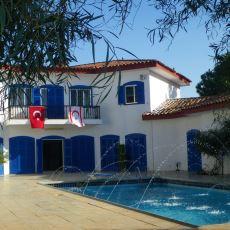 Silah Kaçakçılığı Yapabilmek İçin Özel Dizayn Edilmiş Gizemli Kıbrıs Yapısı: Mavi Köşk