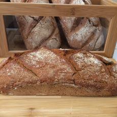 Bir Dilimi On Beyaz Ekmek Gücünde: Siyez Unundan Yapılan Enfes Bir Siyez Ekmeği Tarifi