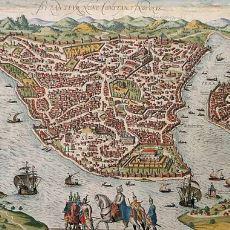 MÖ 660'ta Sarayburnu Civarında Kurulan Roma Kenti: Byzantion