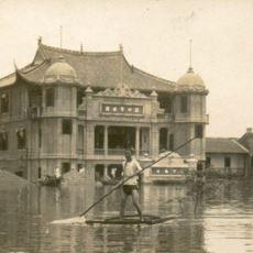 1931'de Çin'de Yaklaşık 4 Milyon Kişiyi Öldüren Tarihin Bilinen En Büyük Seli