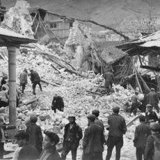 Cumhuriyet Tarihinde Ölçülmüş En Büyük Deprem: 1939 Erzincan Depremi