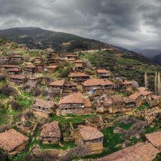 Ödemiş'te Sadece 10 Kişinin Yaşadığı Terk Edilmiş Yer: Lübbey Köyü