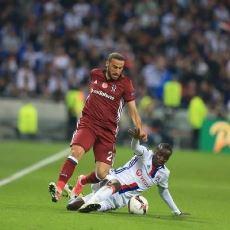 Beşiktaş'ın Tur Şansını İstanbul'a Bıraktığı Lyon Maçına Ekşi Sözlük'ten Gelen Tepkiler