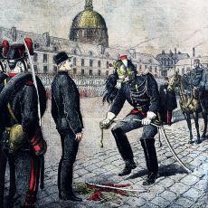 Haksız Yere Yıllarca Fransa'da Casus Sayılarak Yargılanmış Yahudi Subay Dreyfus'un Hikayesi