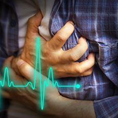 Kalp Krizi Geçirmeye Neden Olan Şeyler