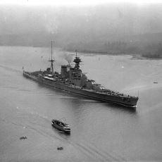 İngilizlerin Bismarck'a Karşı Sunup Hüsrana Uğradıkları Kruvazör: HMS Hood