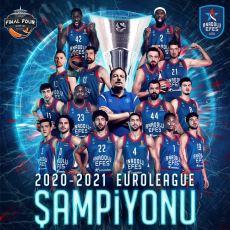 Anadolu Efes'in İlk EuroLeague Şampiyonluğunu Kazandığı Barcelona Maçının Analizi