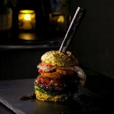 Hollanda'da 5000 Euro'ya Satılan Dünyanın En Pahalı Hamburgeri