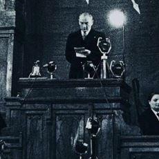 Mustafa Kemal Atatürk'ün 1930 Yılında Amerika'ya Yaptığı Konuşma