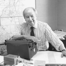 Beatnik Kelimesini İcat Eden, San Fransisco'nun Efsane Gazetecisi: Herb Caen