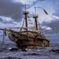 Denizcilik Tarihinde Çığır Açan ve Kıtaların Kaderini Belirleyen Bir Gemi Türü: Kalyon
