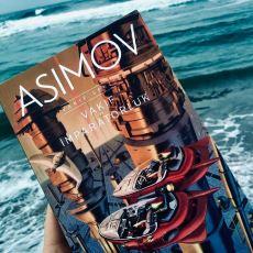 Isaac Asimov'un Bilim Kurgu Klasiği Vakıf Serisinin Bilgilendirici Özeti