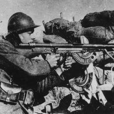 Silah Tasarım Tarihinde Çok Özel Bir Yeri Olan Chauchat Tüfeğinin Bir Acayip Hikayesi