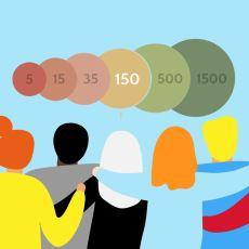 Bir İnsanın Edinebileceği Maksimum Arkadaş Sayısı Neden 150'dir?